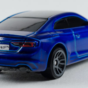 Hot Wheels Audi RS 5 Coupe: 2018 #118 Rear Right