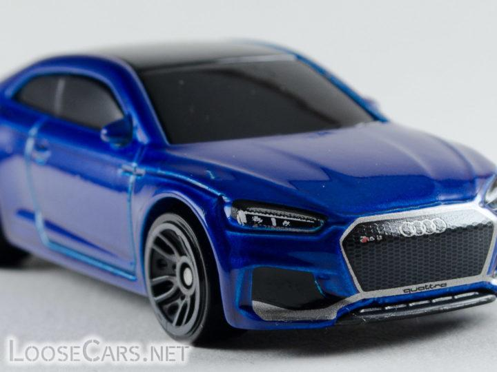 Hot Wheels Audi RS 5 Coupe: 2018 #118 HW Turbo