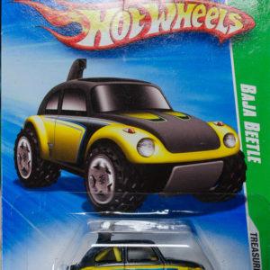 Hot Wheels Baja Bug: 2010 #055 TH Card