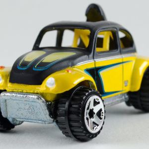 Hot Wheels Baja Bug: 2010 #055 TH Front Left