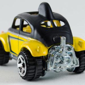 Hot Wheels Baja Bug: 2010 #055 TH Rear Left