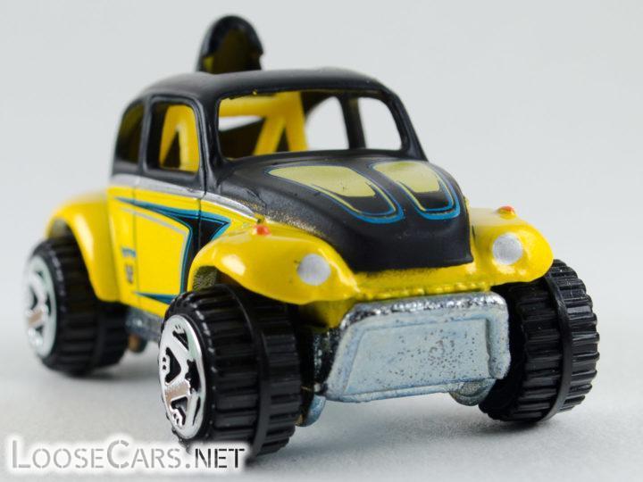 Hot Wheels Baja Bug: 2010 #055 Treasure Hunt