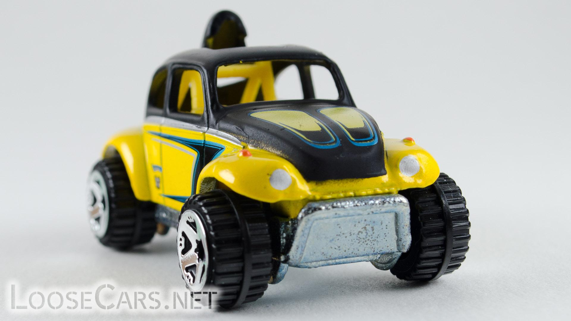 Hot Wheels Baja Bug: 2010 #055 TH Front Right