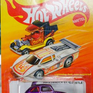 Hot Wheels Baja Bug: 2012 Hot Ones Card