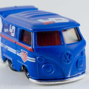 Hot Wheels Kool Kombi: 2019 #136 (Blue) Front Right