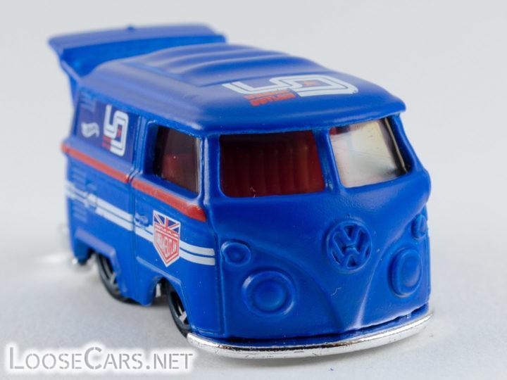 Hot Wheels Kool Kombi: 2019 #136 Volkswagen Series (Blue)