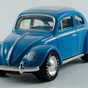 Matchbox 1962 VW Beetle: 2004 Dennis Gage Front Left
