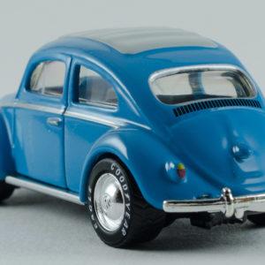 Matchbox 1962 VW Beetle: 2004 Dennis Gage Rear Left