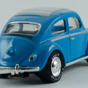 Matchbox 1962 VW Beetle: 2004 Dennis Gage Rear Right