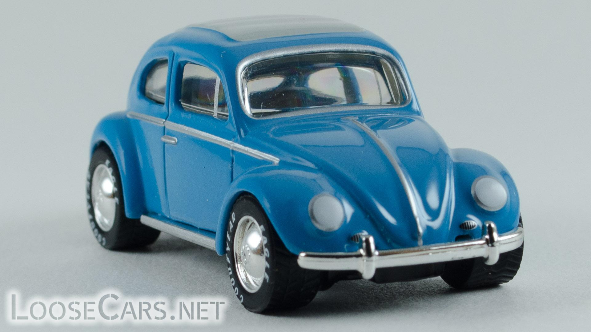 Matchbox 1962 VW Beetle: 2004 Dennis Gage Front Right