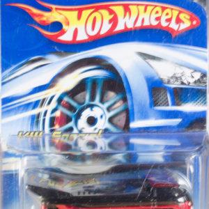 Hot Wheels Volkswagen Drag Truck: 2005 186 Kar Keepers Card