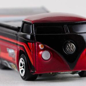 Hot Wheels Volkswagen Drag Truck: 2005 186 Kar Keepers Front Right
