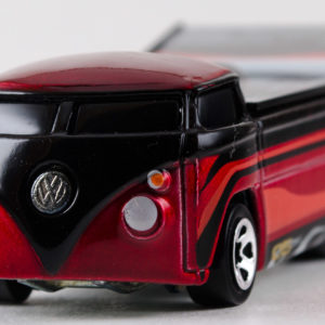 Hot Wheels Volkswagen Drag Truck: 2005 186 Kar Keepers Front Left