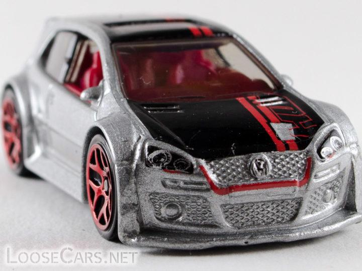 Hot Wheels Volkswagen Golf GTI: 2013 #177 HW All Stars (Grey)