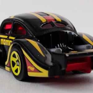 Hot Wheels Volkswagen Käfer Racer: 2017 #56 Black Rear Left