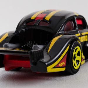 Hot Wheels Volkswagen Käfer Racer: 2017 #56 Black Rear Right