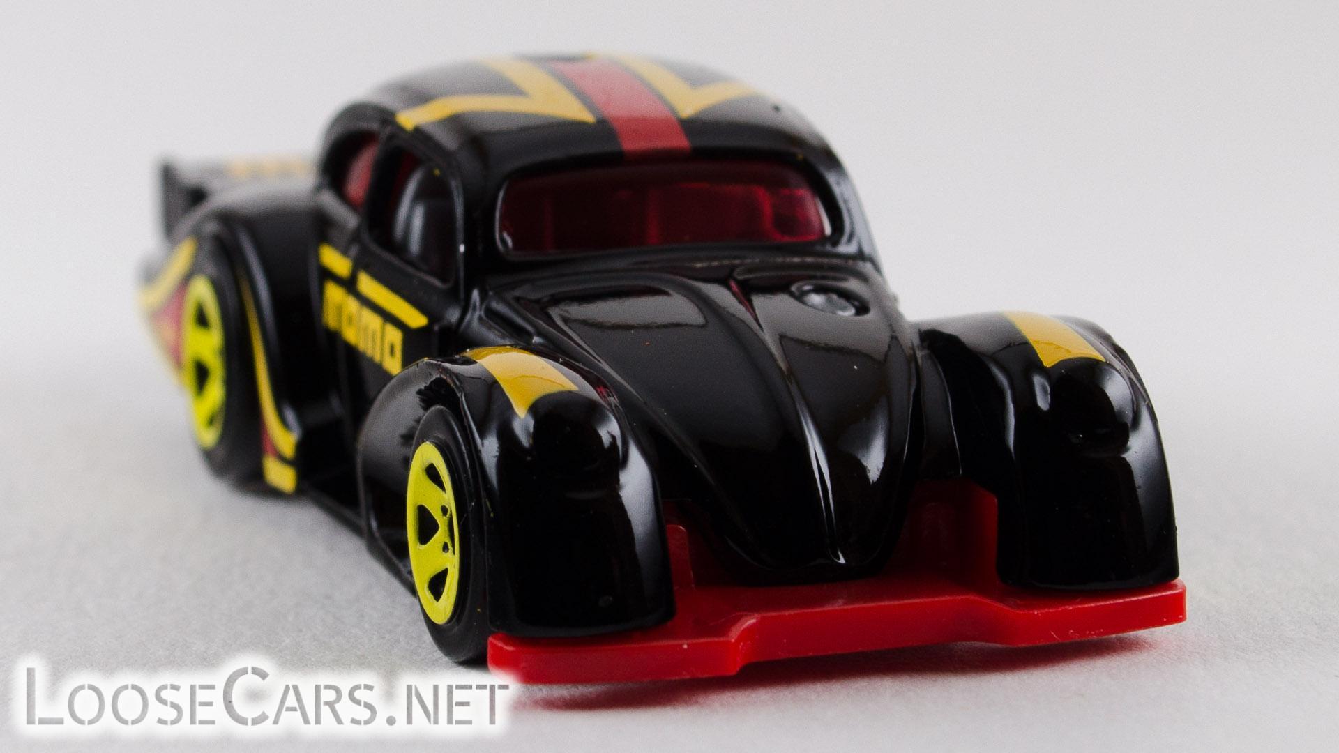 Hot Wheels Volkswagen Käfer Racer: 2017 #56 Black Front Right