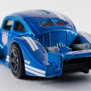 Hot Wheels Volkswagen Käfer Racer: 2018 #2 Blue Rear Left