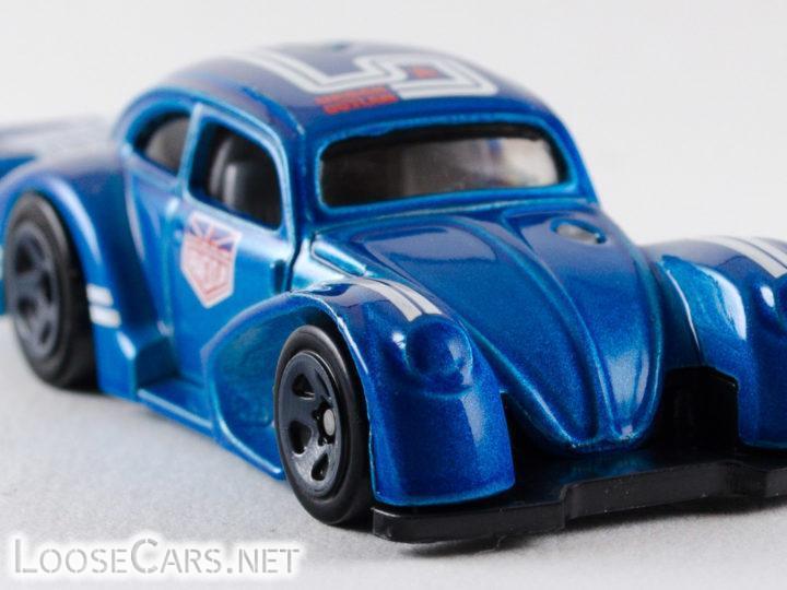 Hot Wheels Volkswagen Käfer Racer: 2018 #2 Legends of Speed (Blue)