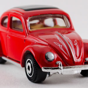 Matchbox 1962 Volkswagen Beetle: 2013 60th Front Right