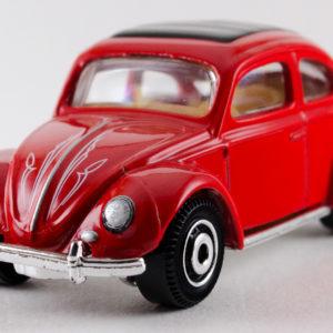 Matchbox 1962 Volkswagen Beetle: 2013 60th Front Left