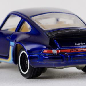Matchbox 80 Porsche 911 Turbo: 2019 50th Superfast Rear Left