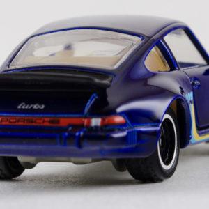 Matchbox 80 Porsche 911 Turbo: 2019 50th Superfast Rear Right