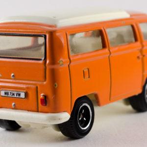 Matchbox Volkswagen T2 Bus: 2008 #79 Rear Right