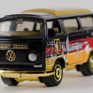 Matchbox Volkswagen T2 Bus: 2013 Matchbox 60th Anniversary Front Left