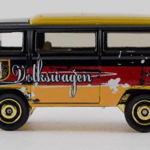 Matchbox Volkswagen T2 Bus: 2013 Matchbox 60th Anniversary Left