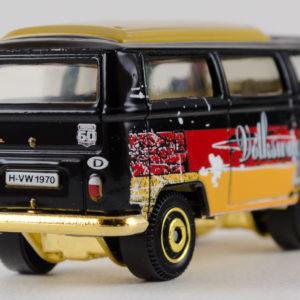 Matchbox Volkswagen T2 Bus: 2013 Matchbox 60th Anniversary Rear Right