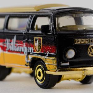 Matchbox Volkswagen T2 Bus: 2013 Matchbox 60th Anniversary Front Right