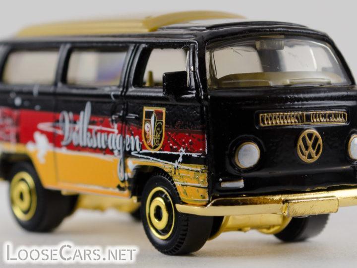 Matchbox Volkswagen T2 Bus: 2013 #16 Matchbox 60th Anniversary