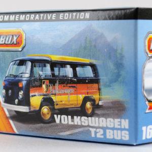Matchbox Volkswagen T2 Bus: 2013 Matchbox 60th Anniversary Box