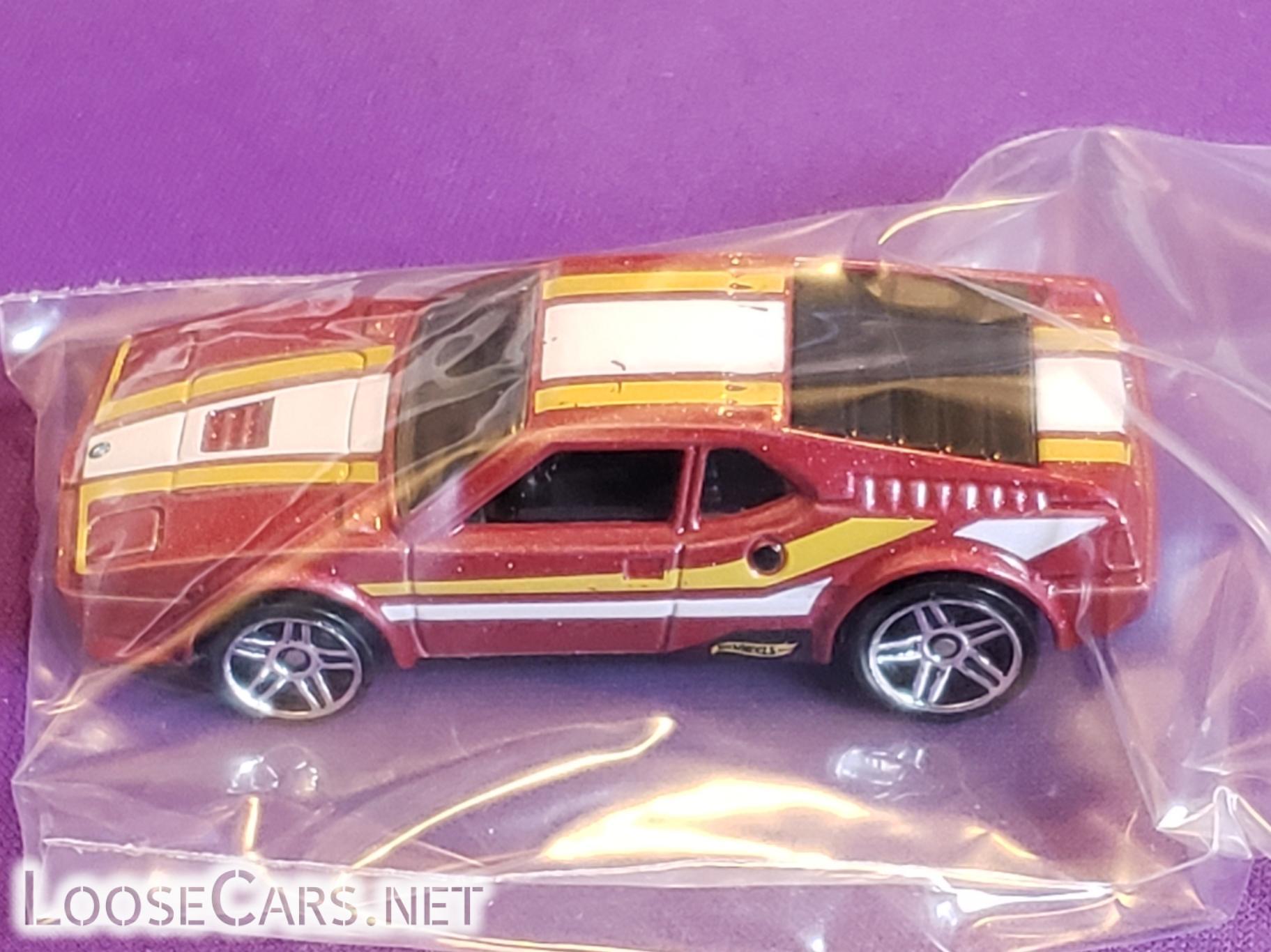 Auction Image: Hot Wheels BMW M1