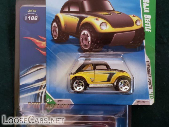 [QUEUE] Arrived from eBay: Kar Keepers VW Drag Truck & TH Baja Beetle (Seller: wozswoman)