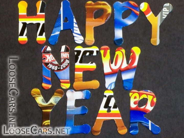 [WILD] HAPPY NEW YEAR!