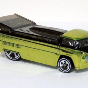 Hot Wheels Volkswagen Drag Truck: 2006 Classics 2 Antifreeze Front Right