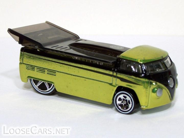Hot Wheels Volkswagen Drag Truck: 2006 Classics Series 2 (Antifreeze)