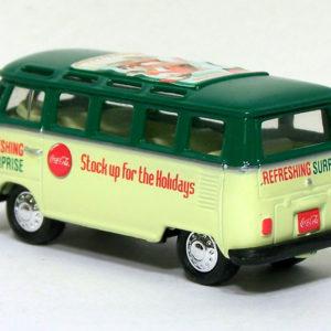 Johnny Lightning VW 21 Window: 2003 Santa 2 Rear Left