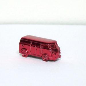 Johnny Lightning Volkswagen Bus: 2001 Monopoly KB Token Front Right