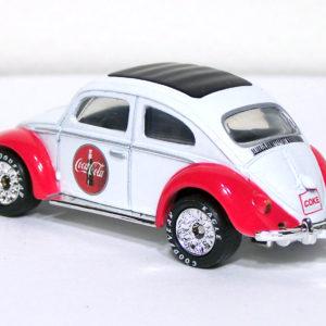 Matchbox 1962 Volkswagen Beetle: 2000 Collectibles: Coca Cola Rear Left