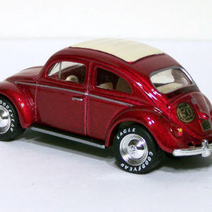 Matchbox 1962 Volkswagen Beetle: 2002 50 Years Rear Left