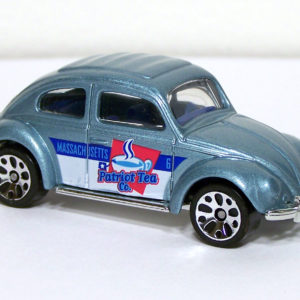 Matchbox 1962 Volkswagen Beetle: 2002 Massachusetts Front Right