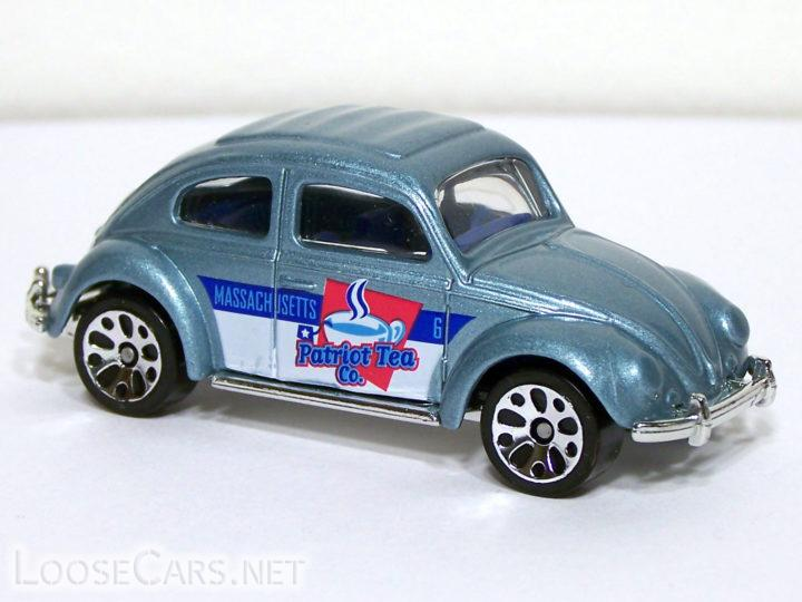Matchbox 1962 Volkswagen Beetle: 2002 Across America (Massachusetts)