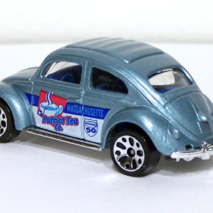 Matchbox 1962 Volkswagen Beetle: 2002 Massachusetts Rear Left