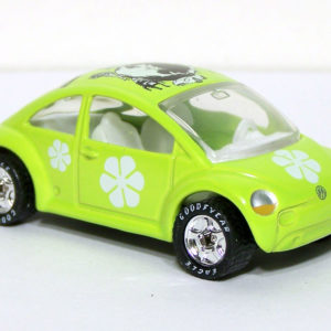 Matchbox Volkswagen Concept 1: 1999 White's Guide Front Right