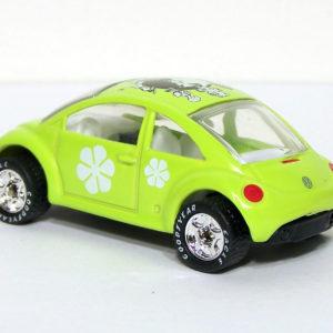 Matchbox Volkswagen Concept 1: 1999 White's Guide Rear Left