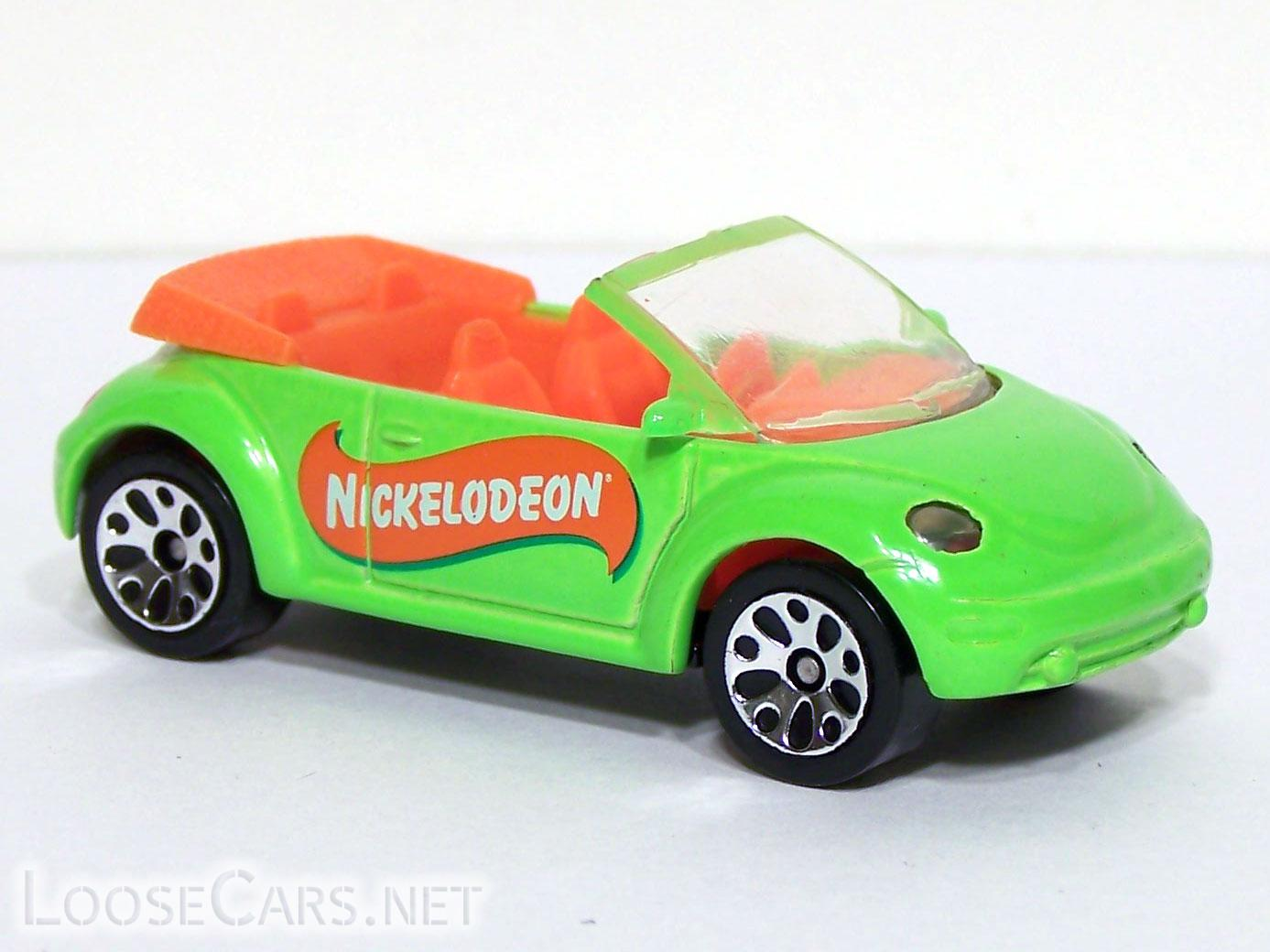 Matchbox Concept 1 Beetle Convertible: 2001 Nick 5-Pack Right Front