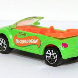 Matchbox Concept 1 Beetle Convertible: 2001 Nick 5-Pack Left Rear